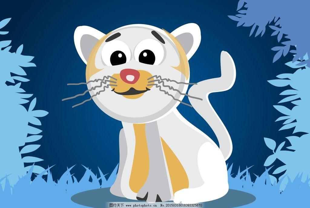 动画动物 动漫动物 可爱动物 小动物 动物背景 壁纸 墙纸 壁纸画 桌面