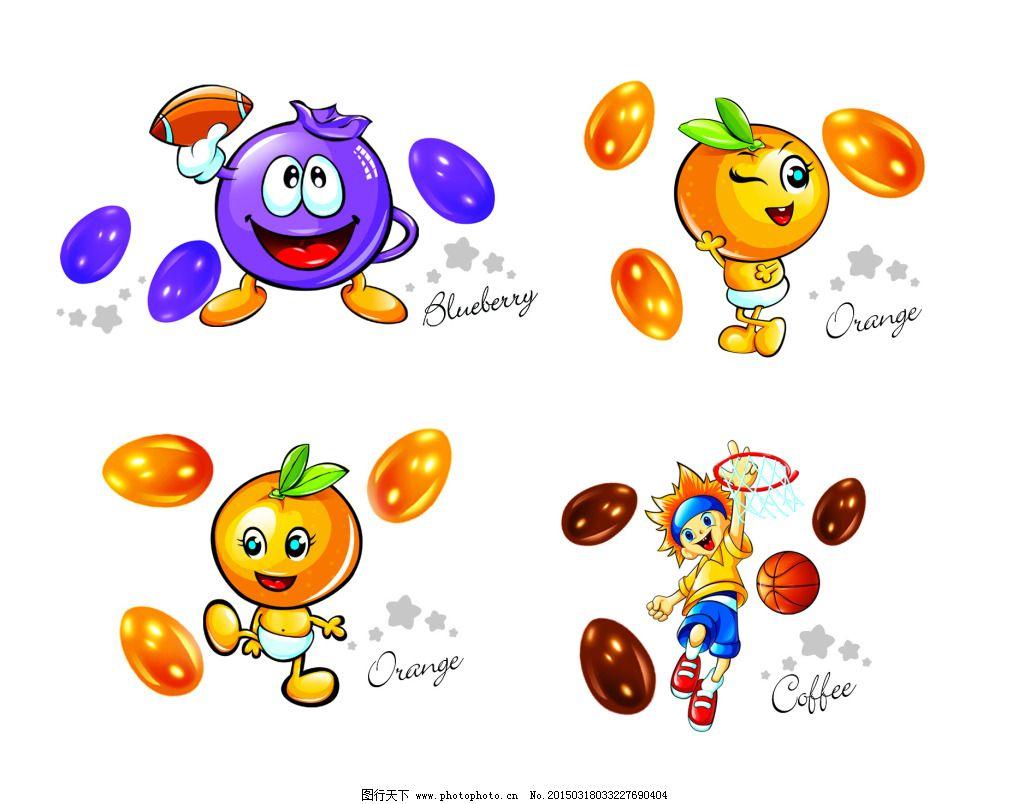 头像水果手绘简单质