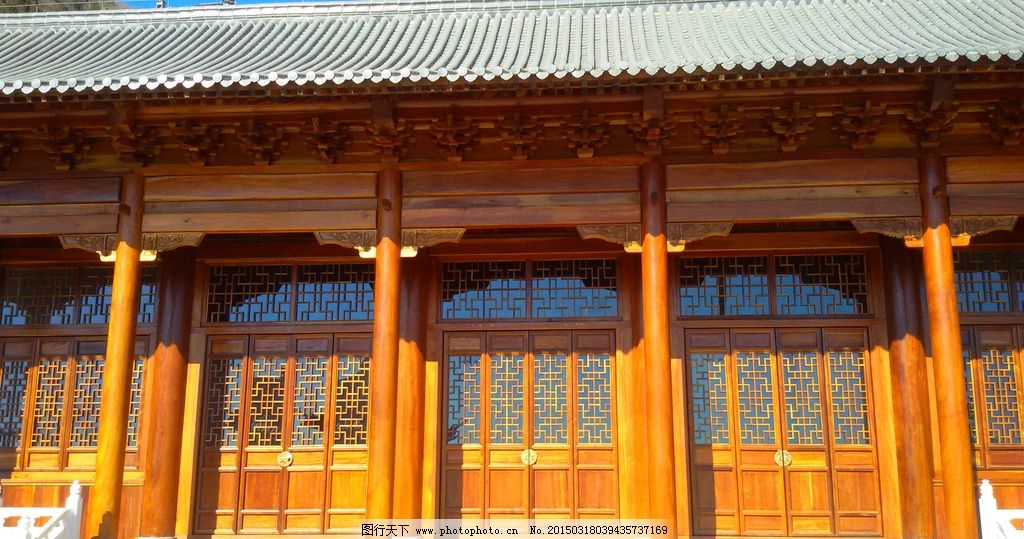中式建筑图片图片