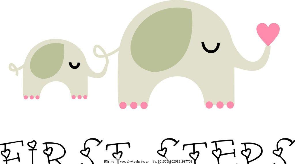 可爱的动物logo图片