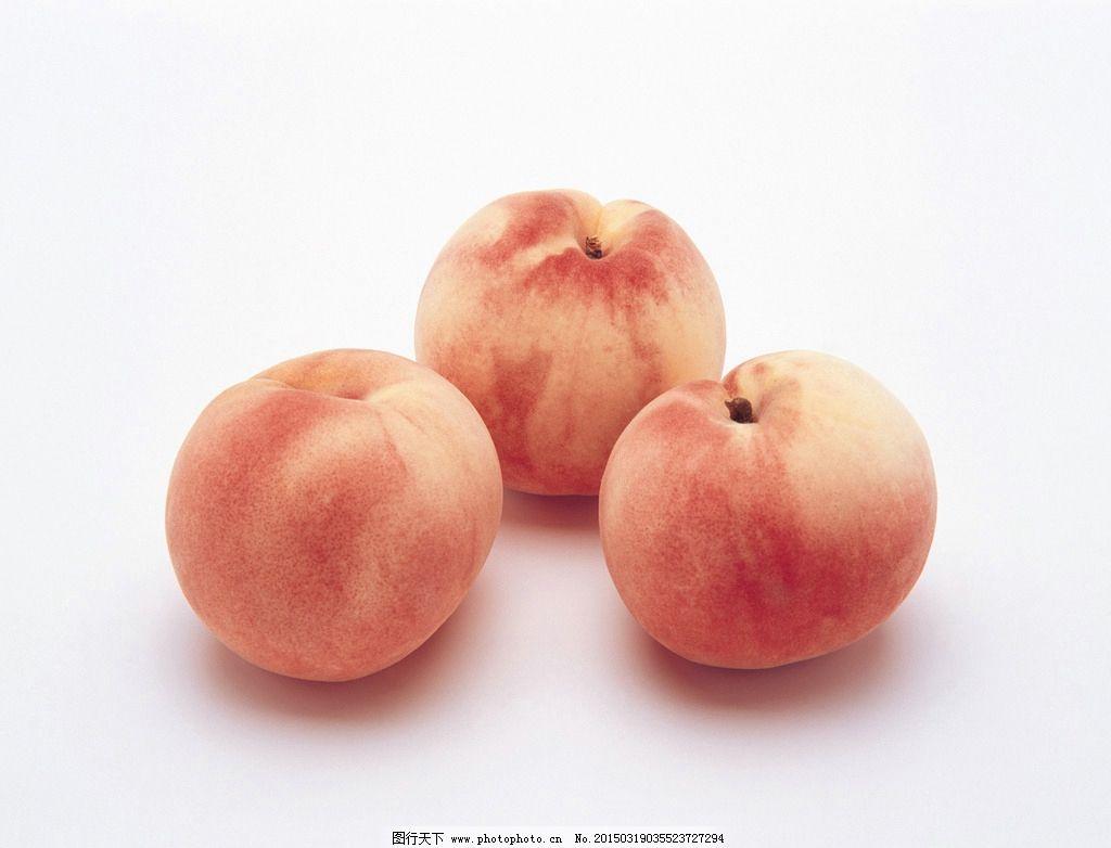 桃子 新鲜桃子 新鲜水果 绿色水果 桃 摄影 生物世界 水果 350dpi jpg