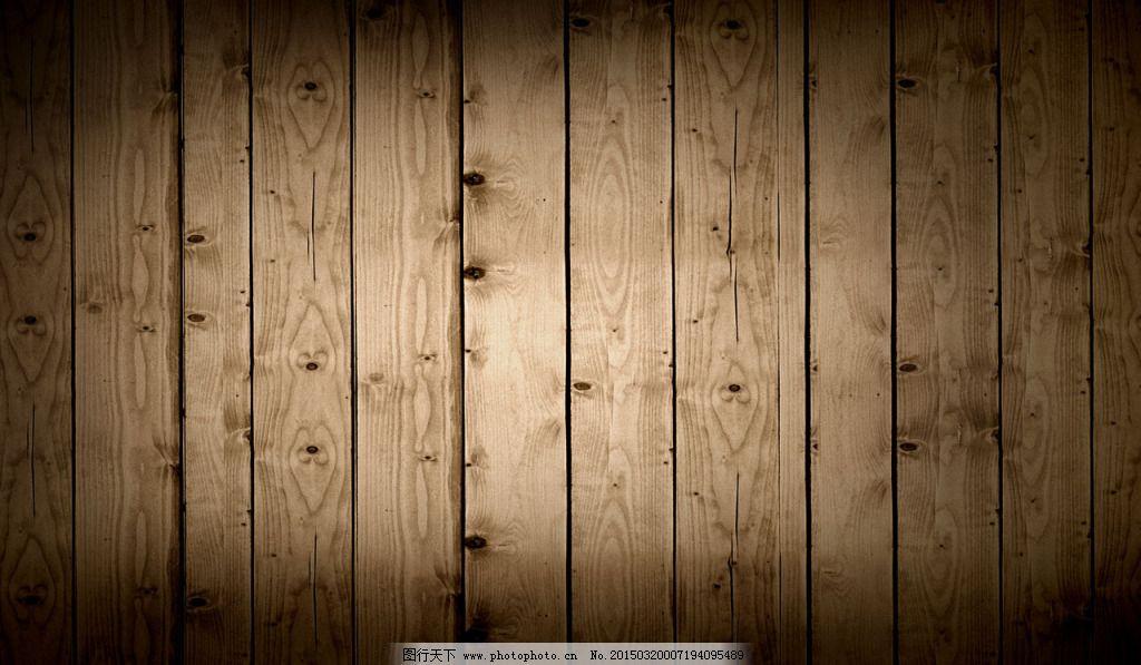 木板海报背景图