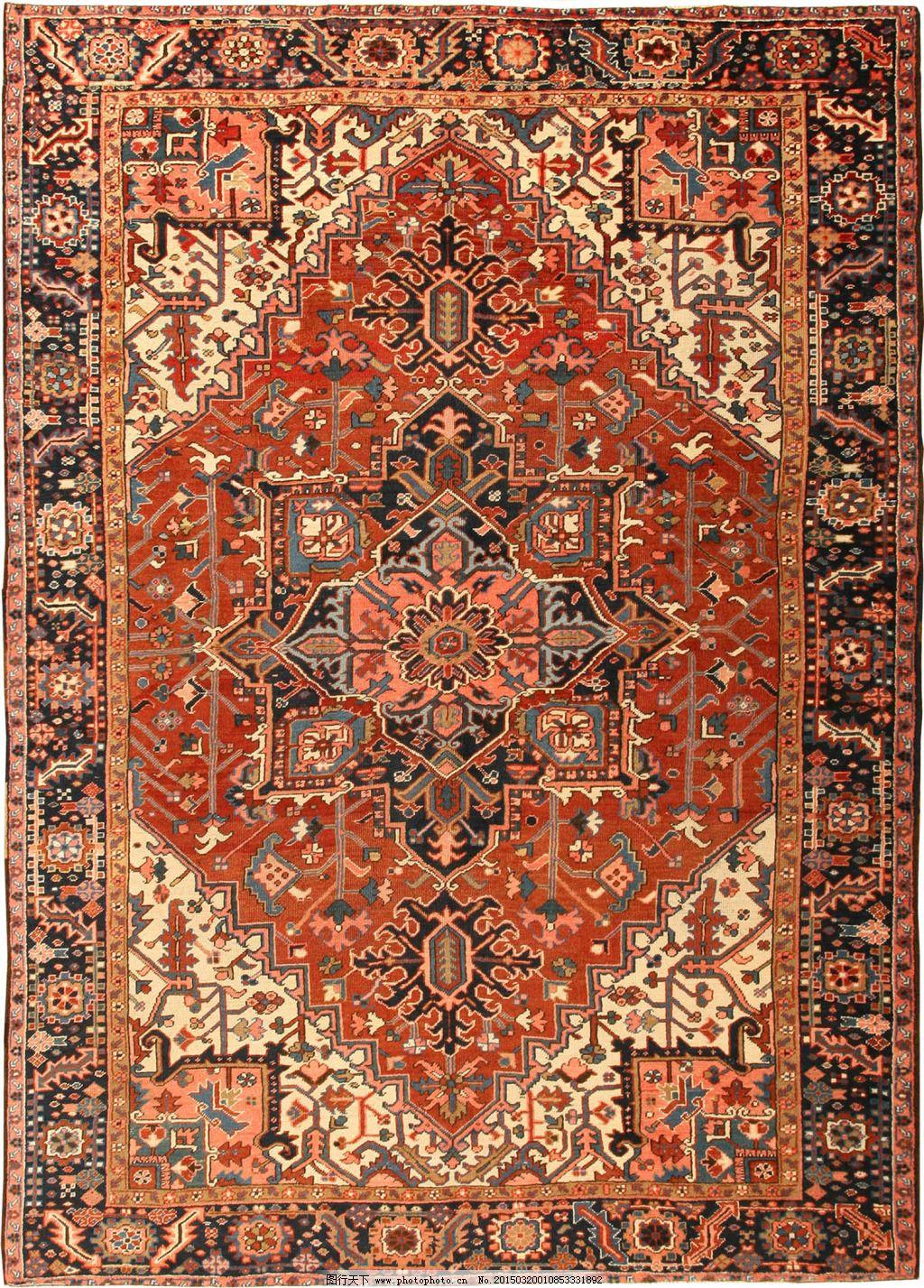 地毯贴图 设计素材 古典欧式地毯 客厅地毯 卧室地毯 地毯贴图 设计素