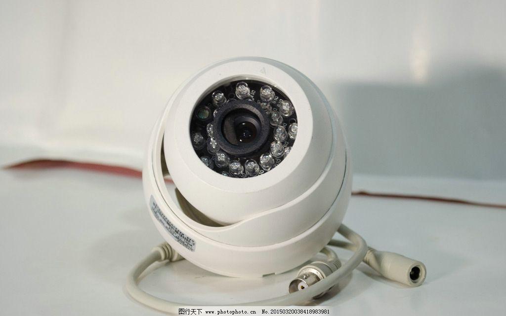 高端监控摄像头图片