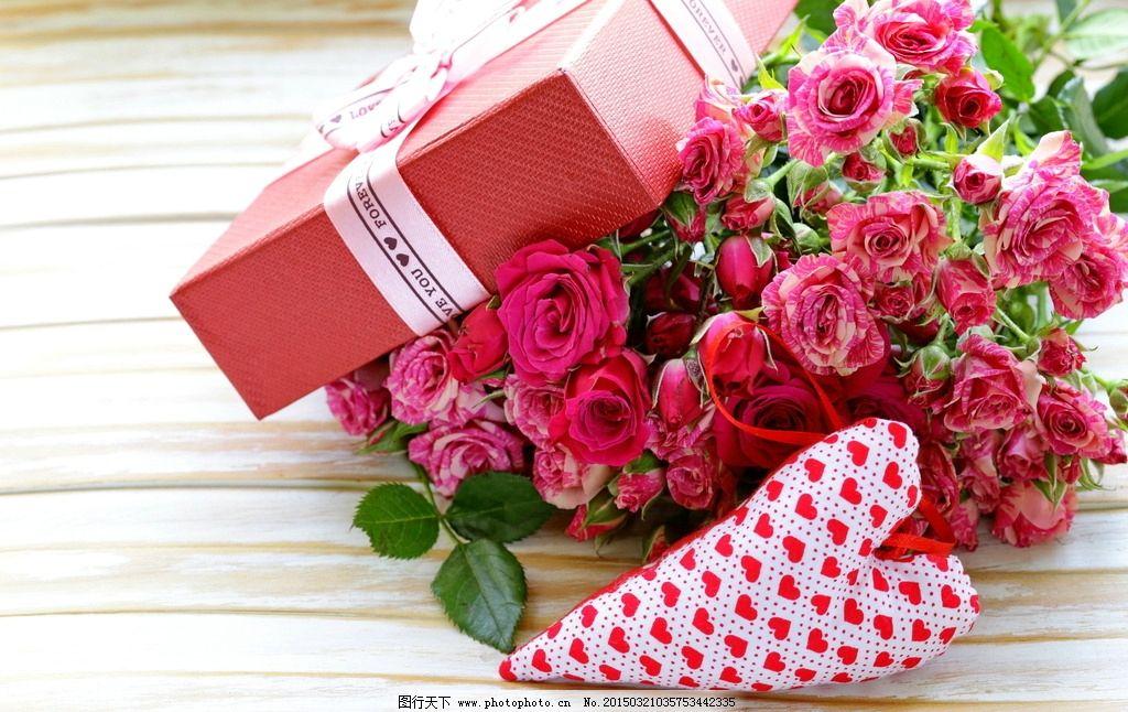 鲜花礼盒图片图片