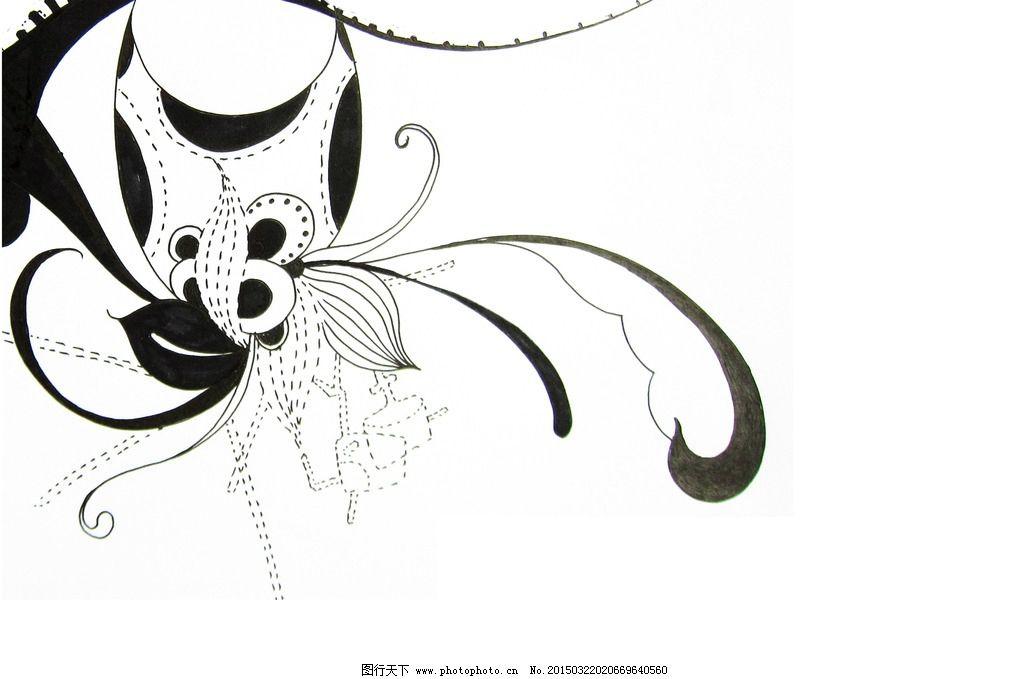 手绘作品图片
