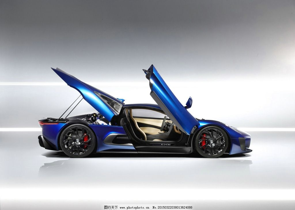 开门跑车 跑车 汽车 轿车 超级跑车 超跑 豪车 跑车 摄影 现代科技