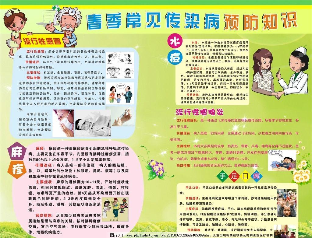 春季传染病预防知识性感,图片传染病春节传染图片常见陈雨涵图片