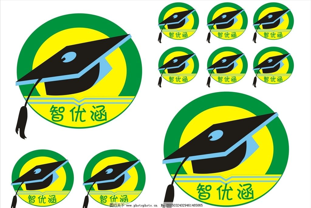logo 商标 小博士 标志 图标 认证 广告 包装