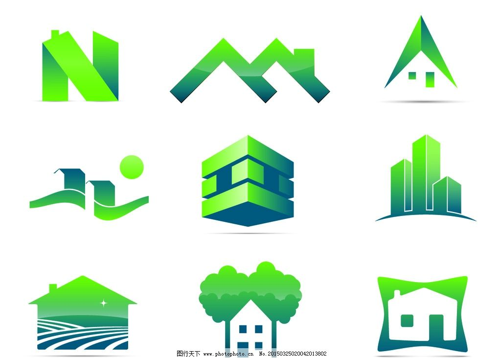 建筑图标图片_网页小图标