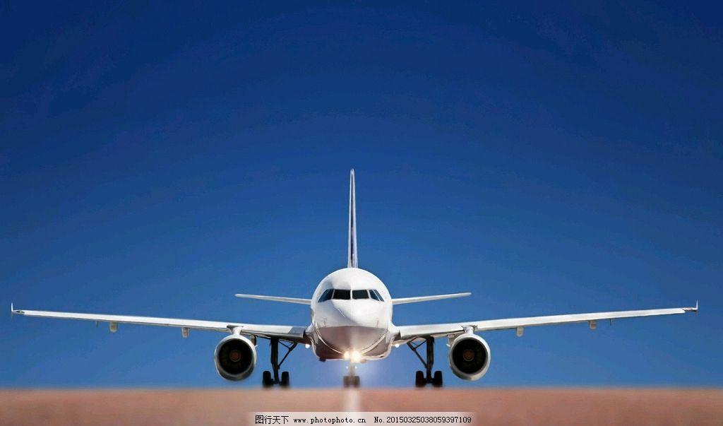 唯美飞机图片