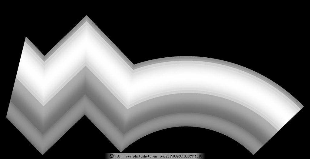 欧式线条图片
