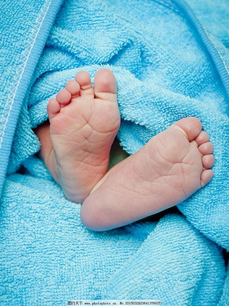 婴儿脚 小脚 可爱 小脚丫 儿童 幼儿 摄影 人物图库 儿童幼儿 300dpi