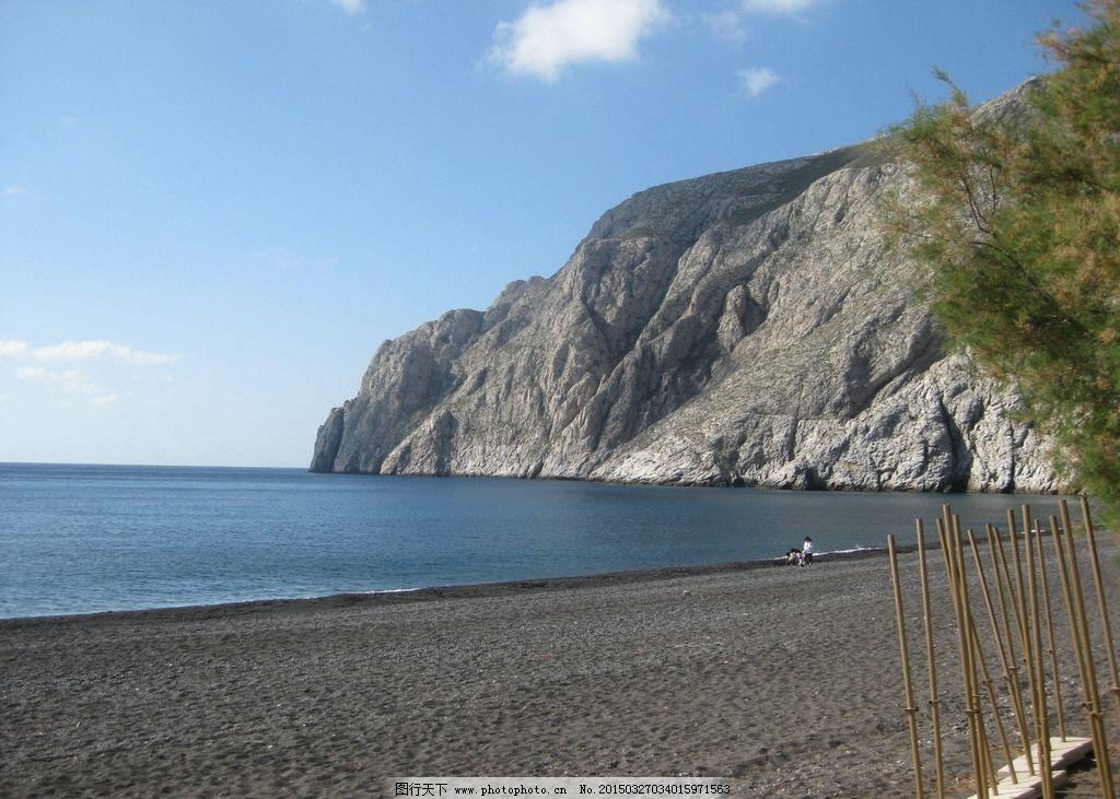 唯美 风景 风光 旅行 自然 希腊 欧洲 米克诺斯岛 大海 海 爱琴海