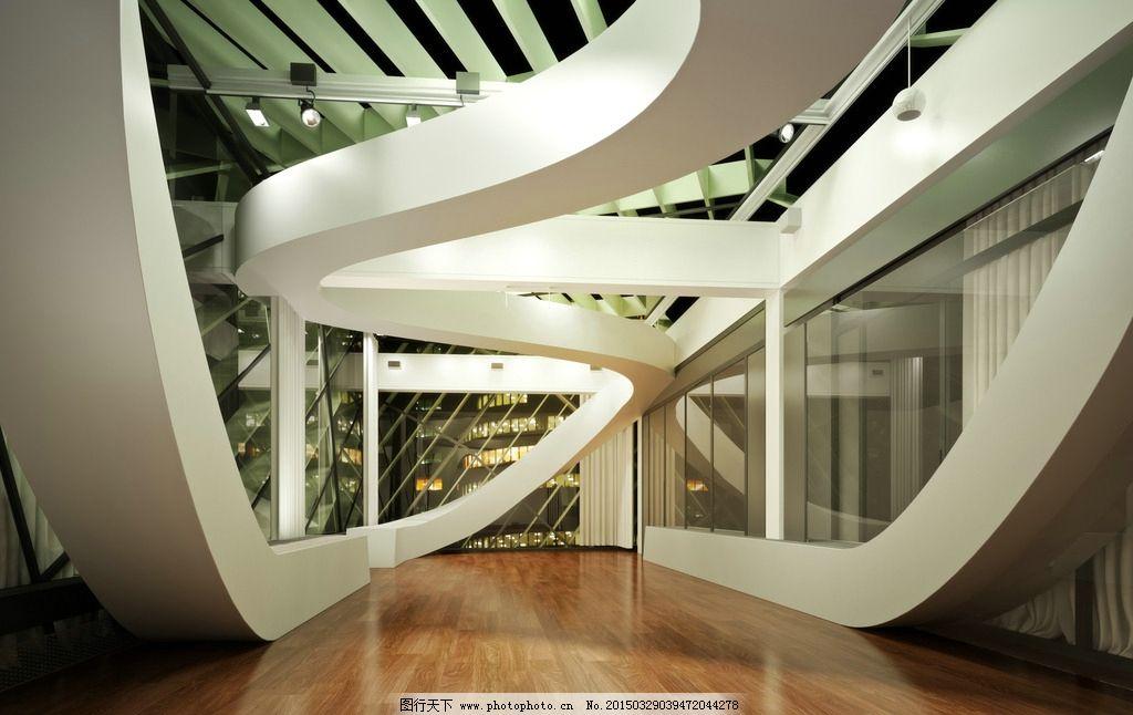 室内设计 现代建筑 商场 木地板 建筑摄影 建筑园林图片