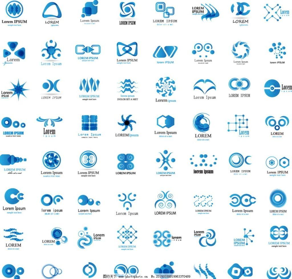 矢量标志 logo标志 标志logo 动物logo logo设计 拉丁字母logo 企业lo