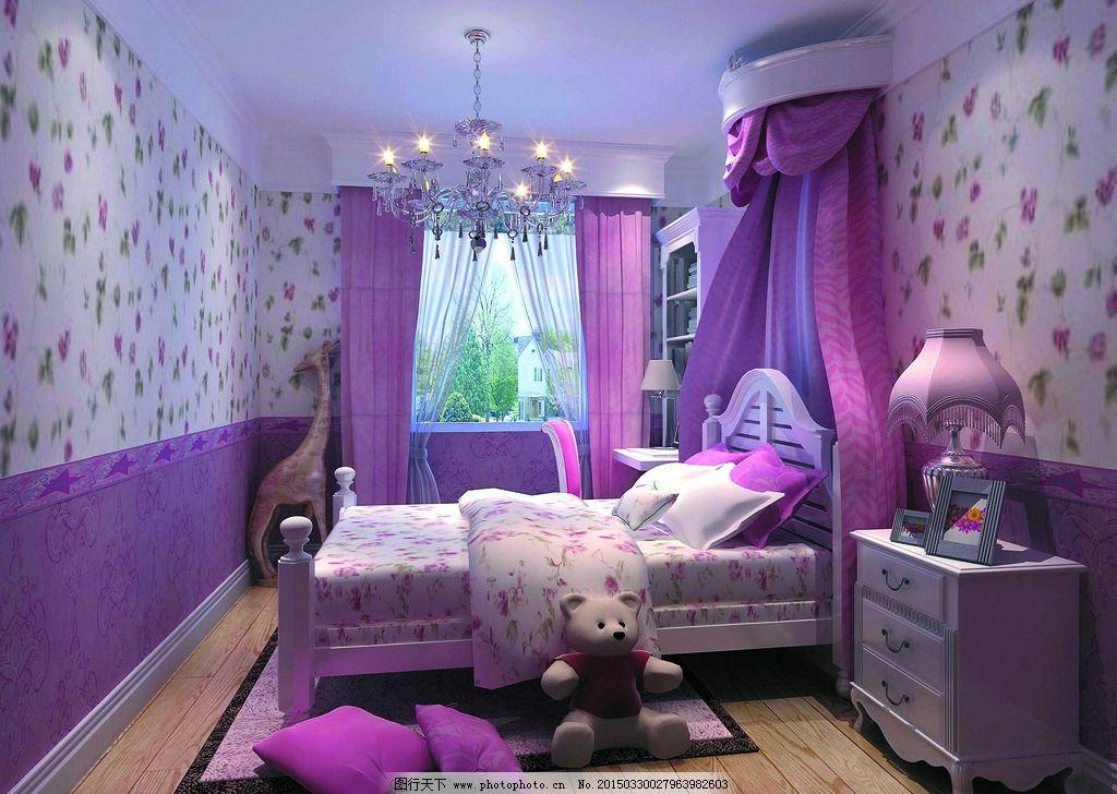 室内装饰 家居装饰 卧室布置 卧室设计 床榻布置 地板装饰 天花装饰 卧室灯光 玩具 室内装饰图集 设计 环境设计 室内设计 300DPI JPG