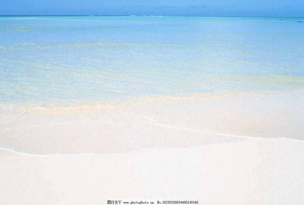 大海与岛屿图片