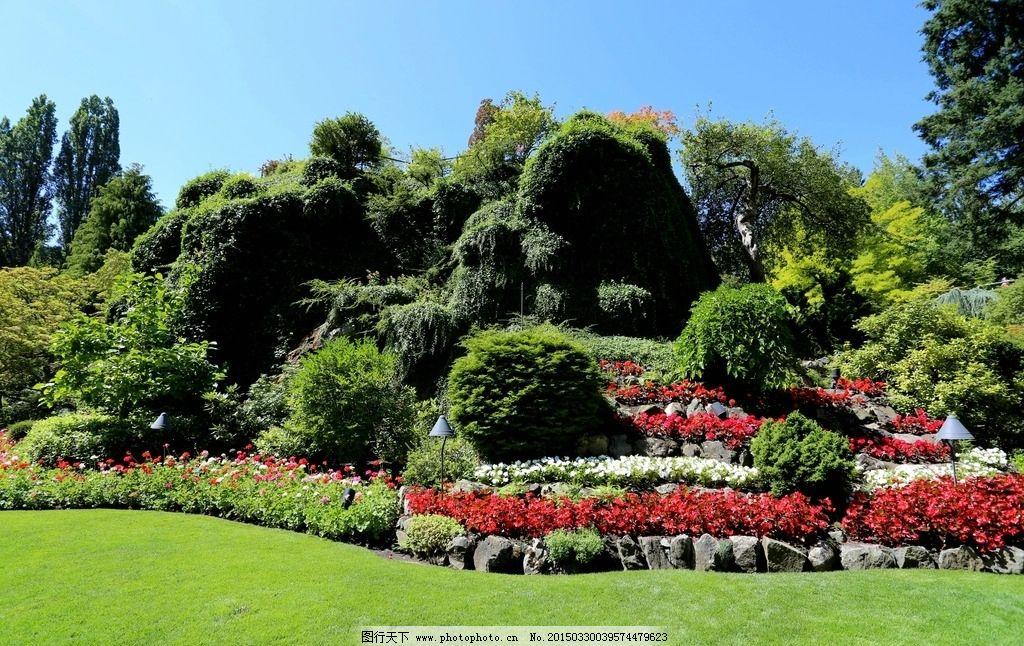 公园景观图片