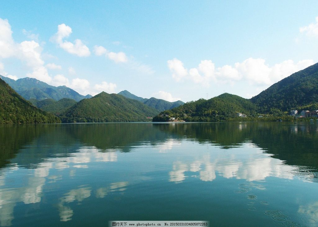 浙江台州 台州风光 台州 台州旅游 水库 摄影 自然景观 自然风景 314